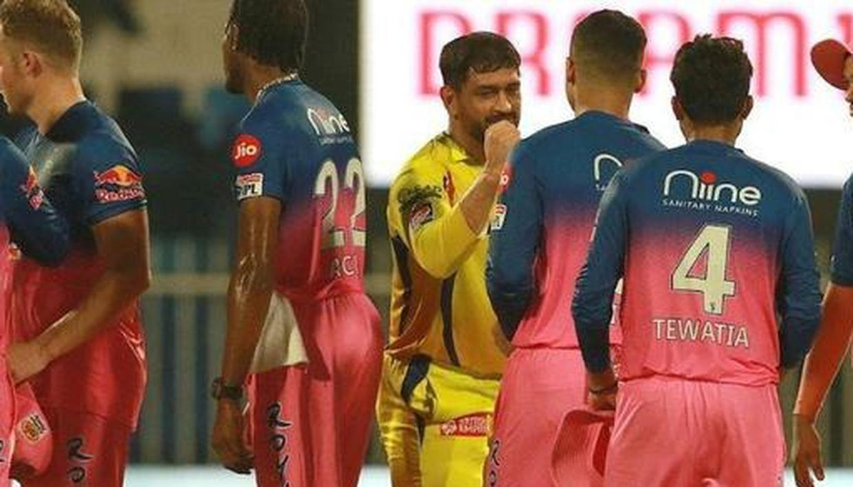 Dream11 IPL 2020, Rajasthan vs Chennai: Top stats from the game ft. MS Dhoni, Jofra Archer - Republic World