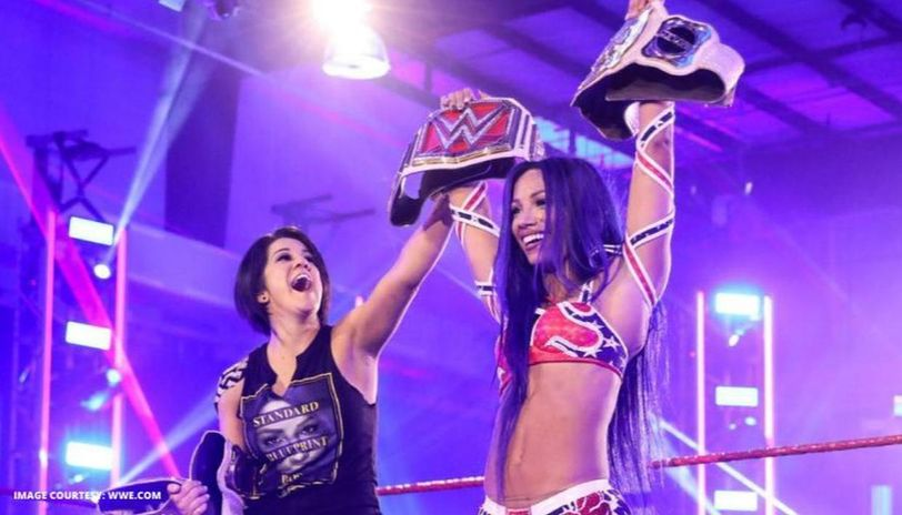 Update On Sasha Banks Winning WWE Raw Women's Championship 2