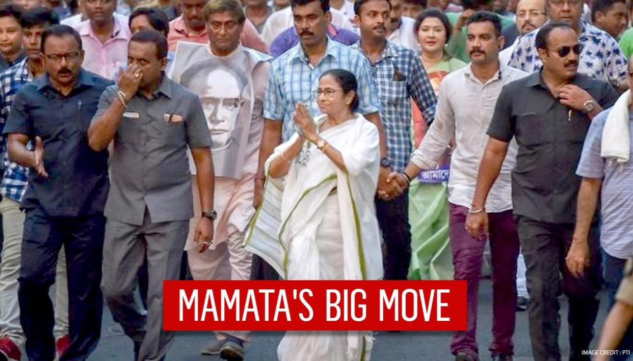 Before WB polls, CM Mamata increases dearness allowance & promises tablets to students