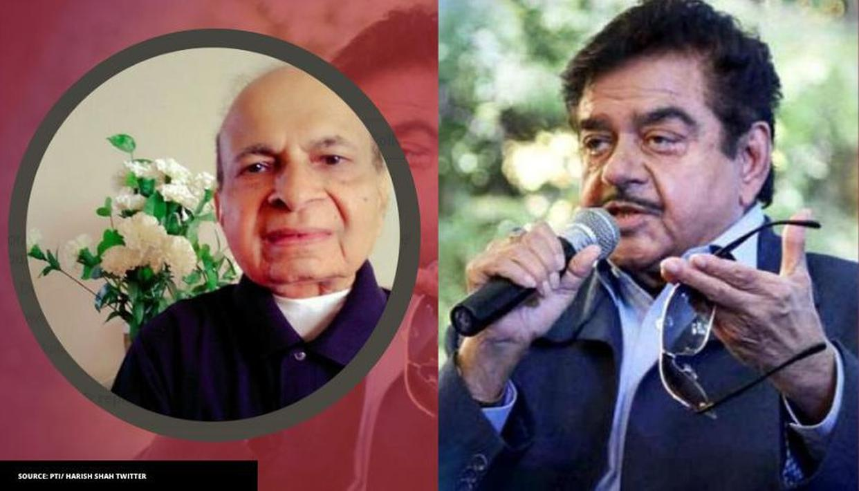 Harish Shah was non-filmi in true sense, says 'Zalzala' actor Shatrughan Sinha - Republic World