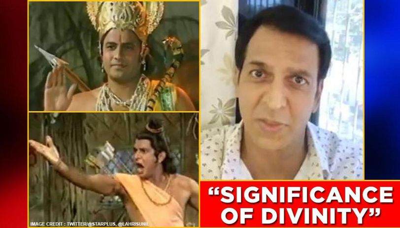 'Ramayan' to be aired again after record-breaking spree, Sunil Lahri, Amrita Rao react