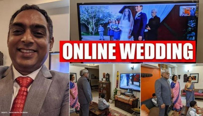 COVID-19: Family attend wedding in US online from India, amid lockdown