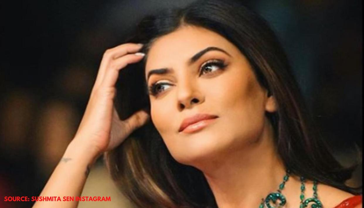 Unseen pic of the Day: When Sushmita Sen launched a computer brand; see throwback photo - Republic World