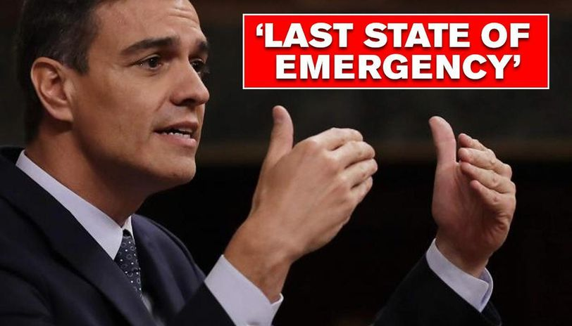 COVID-19: Spain PM says he will seek one-month extension of state of emergency