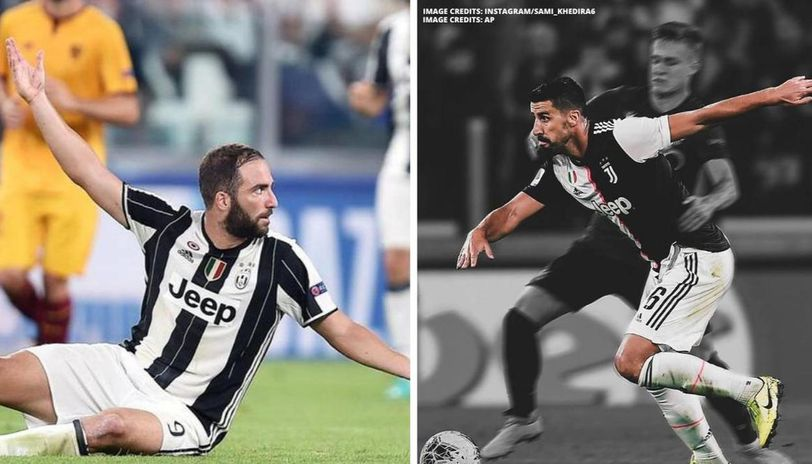 Andrea Pirlo Orders Higuain And Khedira S Juventus Contracts To Be Terminated Report
