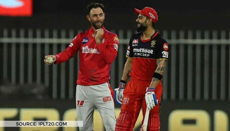 RCB Team 2021 Coach Accurately Predicts CSK As Biggest Rivals In Glenn  Maxwell Bid: WATCH