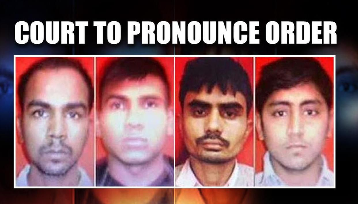 Nirbhaya gangrape & murder case to be hanged on January 22