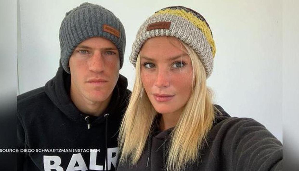 Who Is Diego Schwartzman Girlfriend Eugenia De Martino Grabs Social Media Attention Republic World