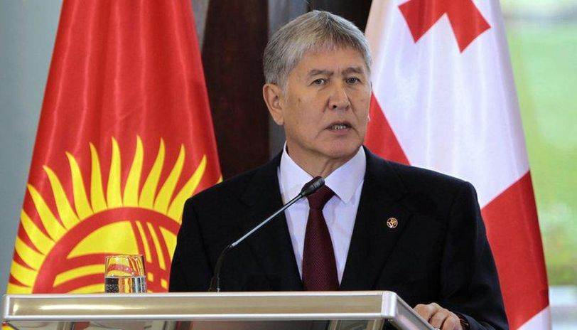 Kyrgyzstan unrest: Ex-president rearrested for inciting protests