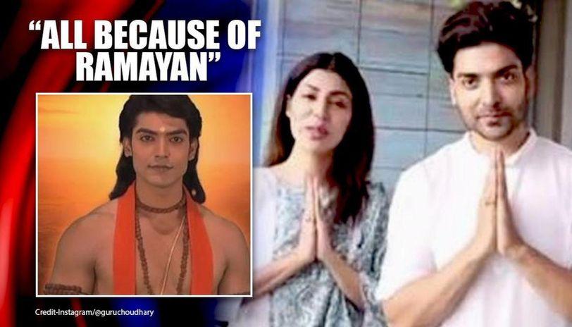 Ramayan: Gurmeet Choudhary recalls show helping Bollywood career, says 'forever grateful'