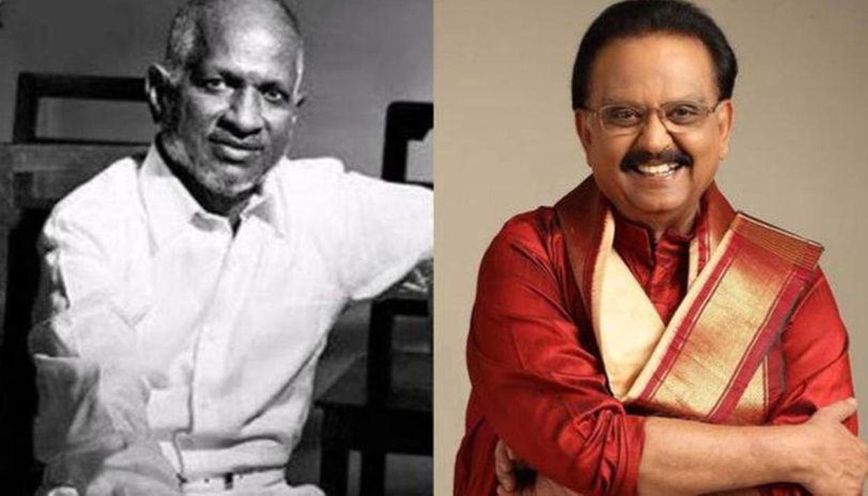 SP Balasubrahmanyam's demise leaves close friend Ilaiyaraaja in endless grief; shares post - Republic World