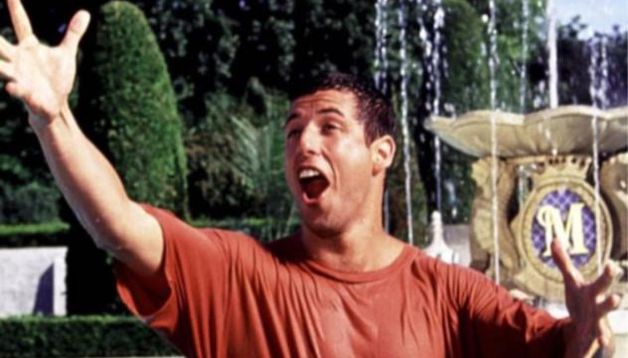 Adam Sandler's movies watched by people for 2 billion hours on Netflix; see details