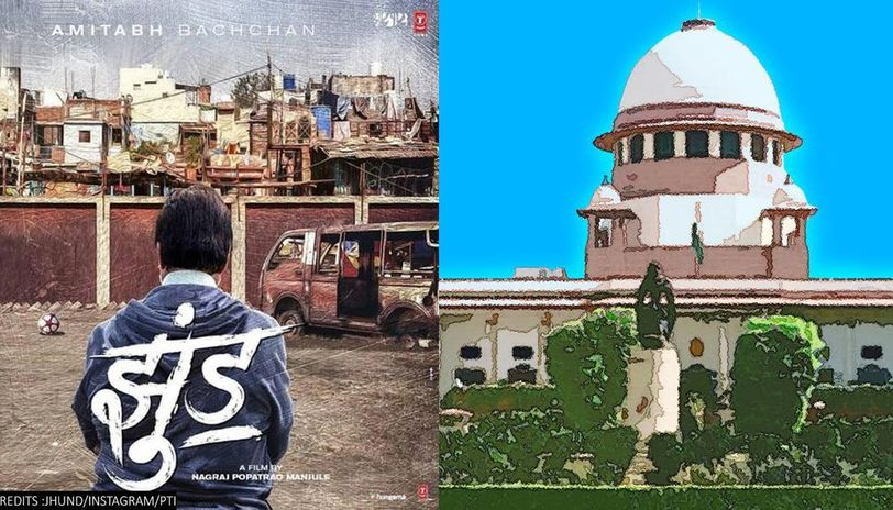 'Jhund': SC declines to lift stay on release of Amitabh Bachchan's upcoming film