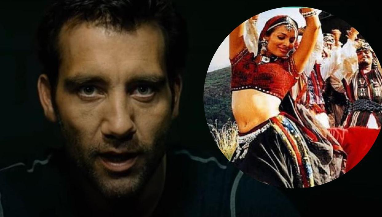 Why does 'Inside Man' have Bollywood song 'Chaiyya Chaiyya' in the opening & ending scene?