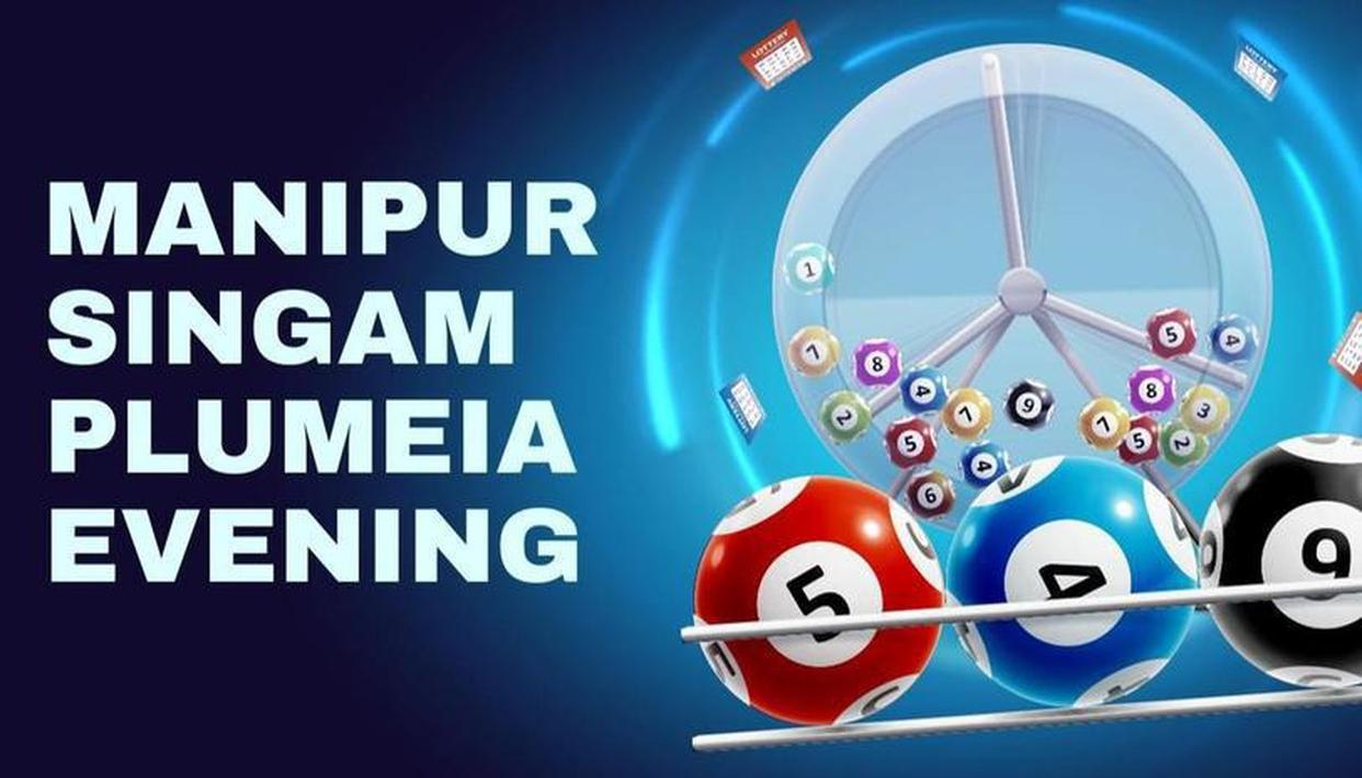 Manipur Lottery Results Today 25.01.2021 : Singam Plumeia Evening Lottery Results Live