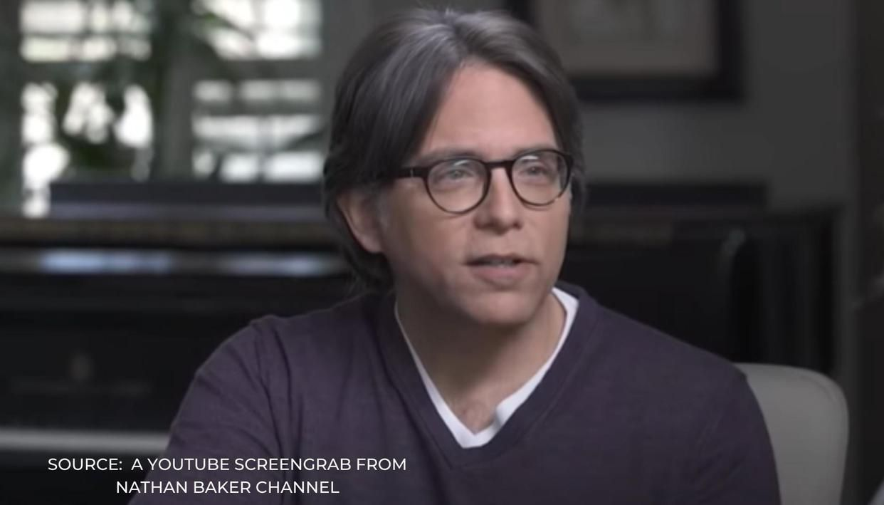 NXIVM founder Keith Raniere breaks his silence on the Finale episode of 'The Vow' - Republic World