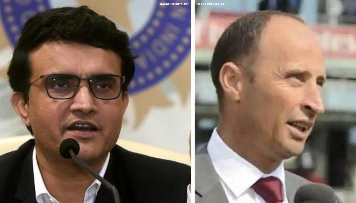 Sourav Ganguly reveals reason behind making Steve Waugh, Nasser Hussain wait at the toss - Republic World