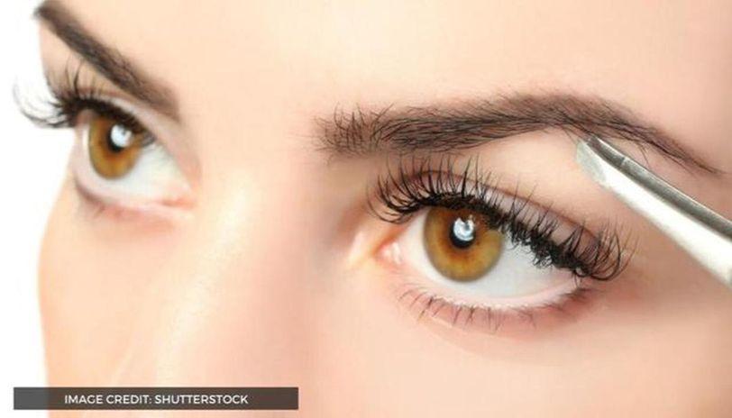 DIY eyebrow tips