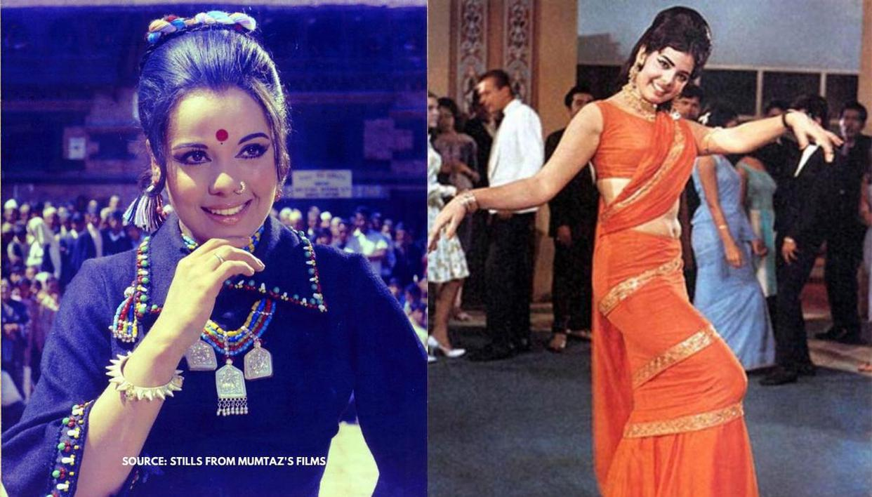 Did you know Mumtaz starred as a child actor in 1952 film 'Sanskar'? - Republic World