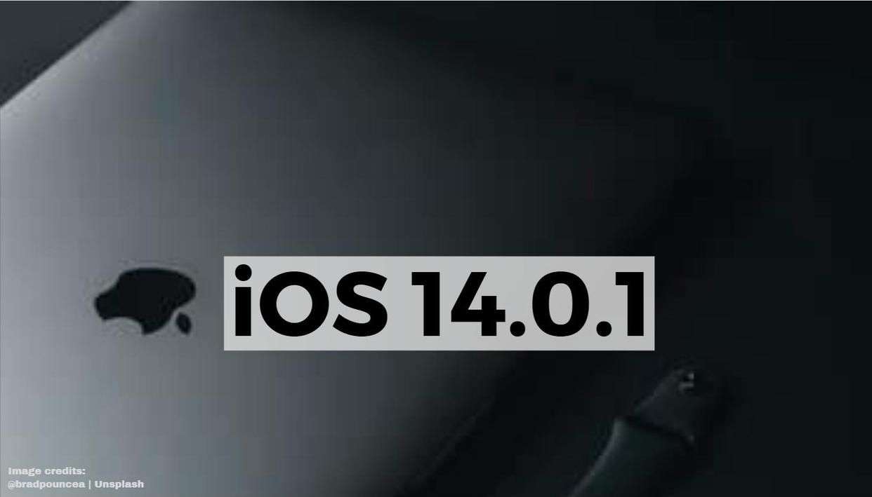iOS 14.0.1 update release notes implement fixes to app settings, Wi-Fi, widgets and more - Republic World