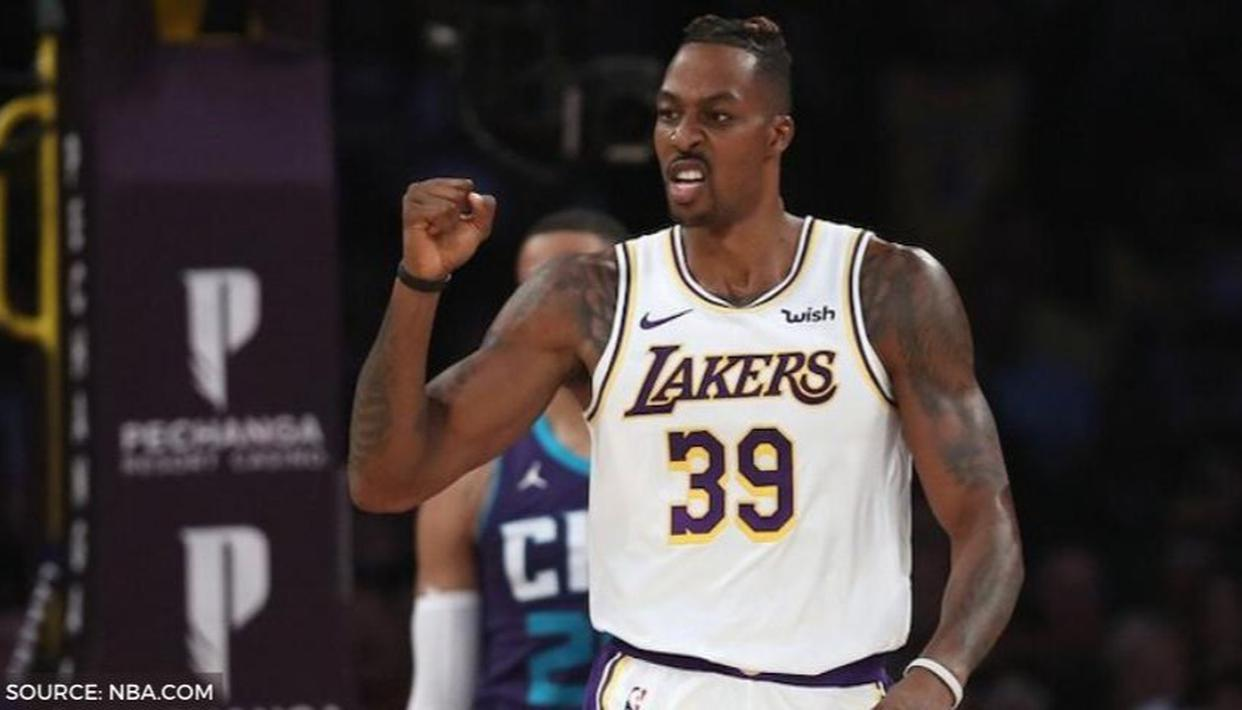 Dwight Howard Demanding Better Contract With Lakers Doesn T Want To Play For Free