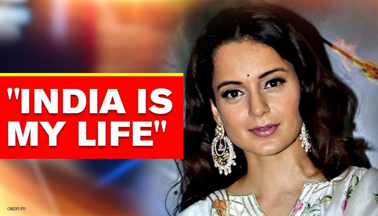 'Don't want to be Chinese': Kangana said in 2019 to slam silence of 'role model' on issues - Republic World