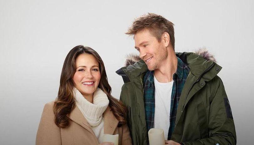 Love in winterland cast