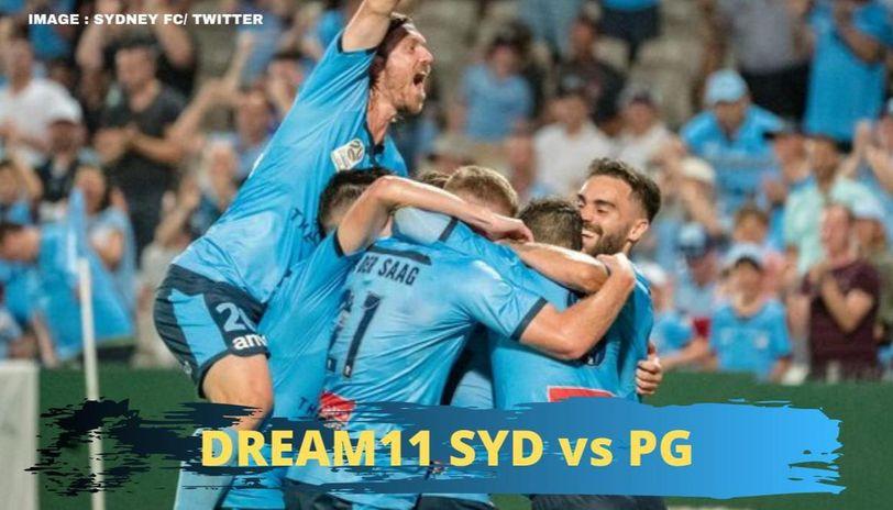 syd vs pg dream11