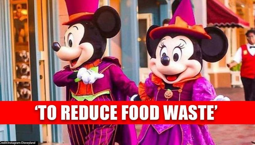 Disneyland to donate excess food as parks remain closed due to coronavirus