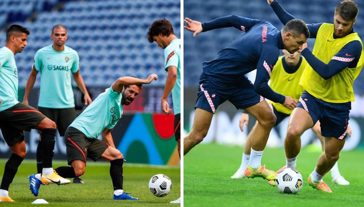 Portugal Vs Croatia Prediction Live Stream H2h Uefa Nations League Live Republic World