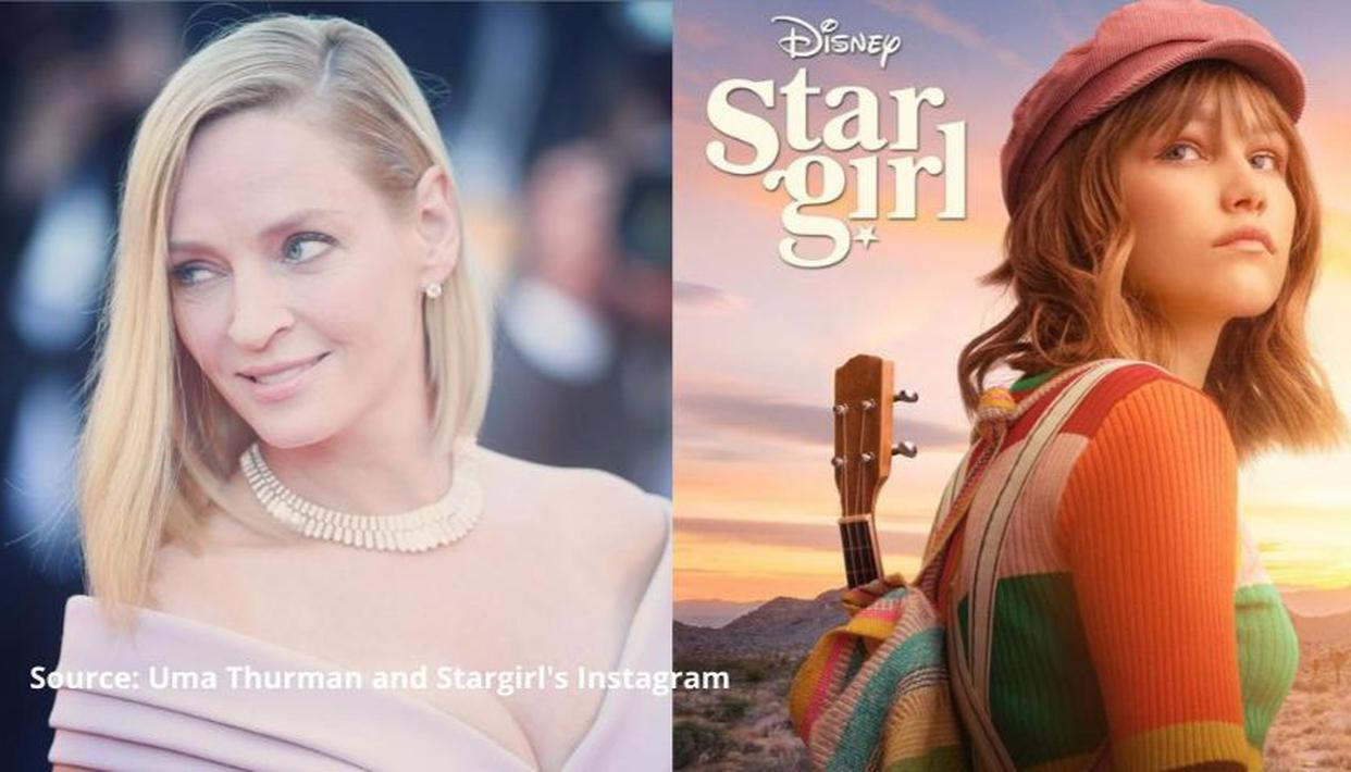 Uma Thurman all set to join the cast of 'Stargirl' sequel: Report