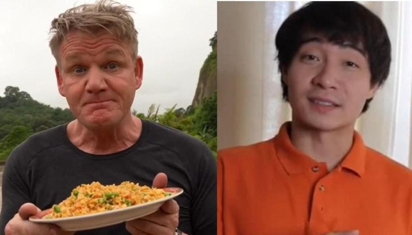 uncle roger's viral fried rice video