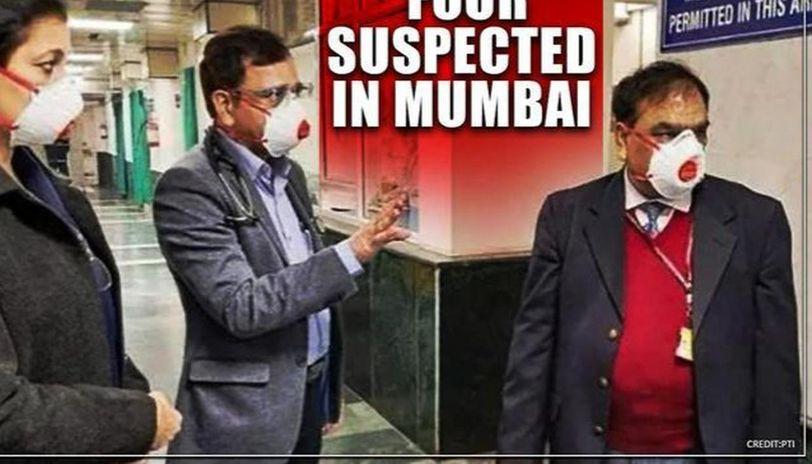 corona virus in mumbai news