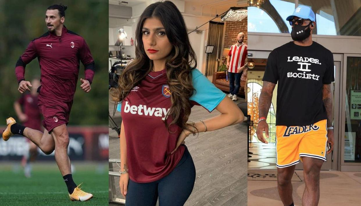 Mia Khalifa LASHES OUT at Zlatan in support of LeBron James, asks him to not sell TVs