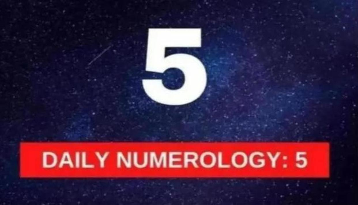 numerology 5 february day number