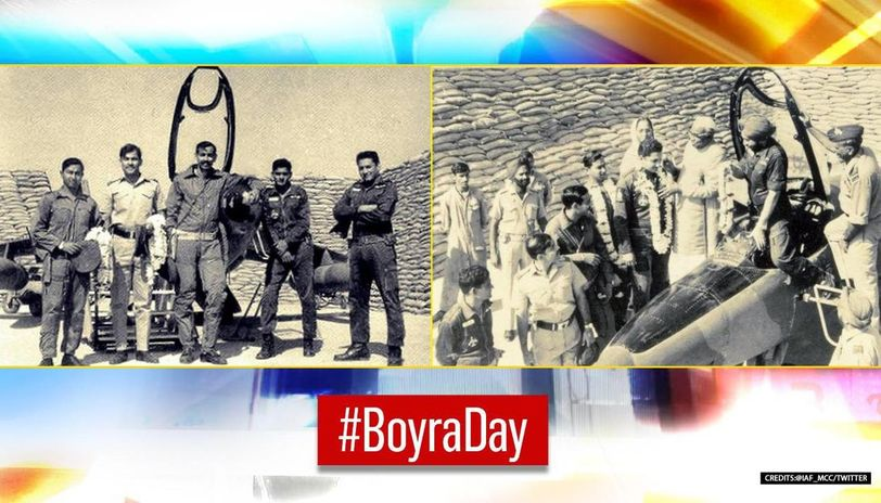 IAF recalls moments from Battle of Boyra on Boyra Day, says 'PAF Sabres were claimed'