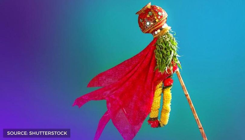 gudi padwa images in english
