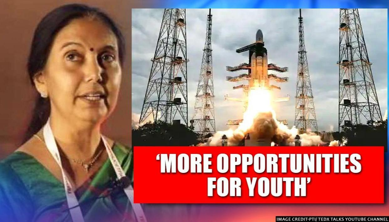 ISRO Human Spaceflight progamme head hints at inclusive astronaut missions post-Gaganyaan - Republic World