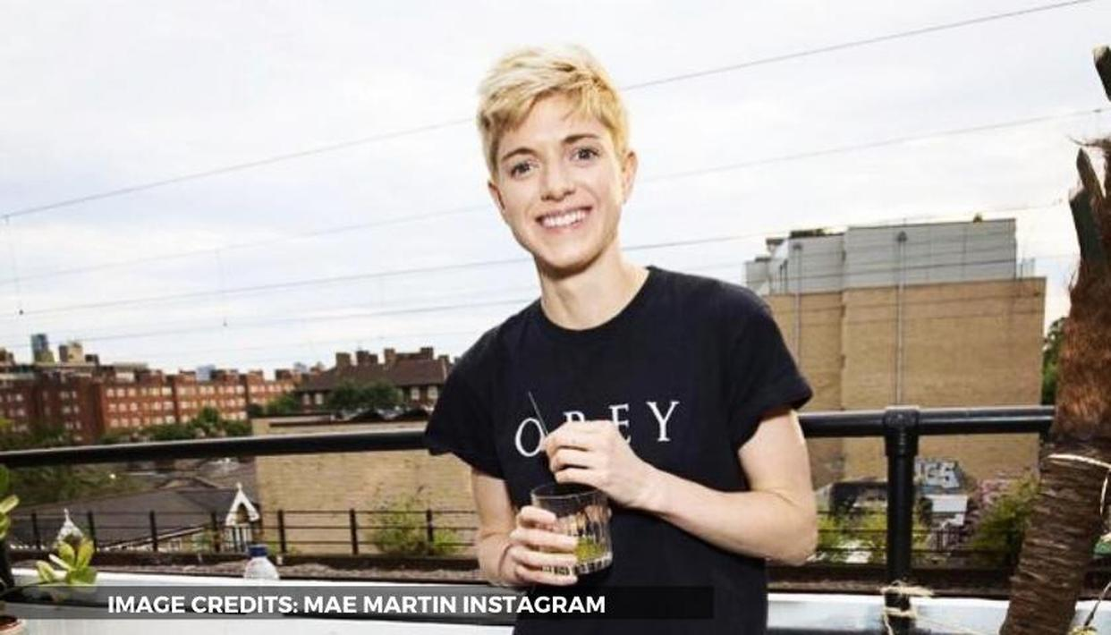 BAFTA Awards 2021: Non-binary star Mae Martin reacts on being nominated in female category