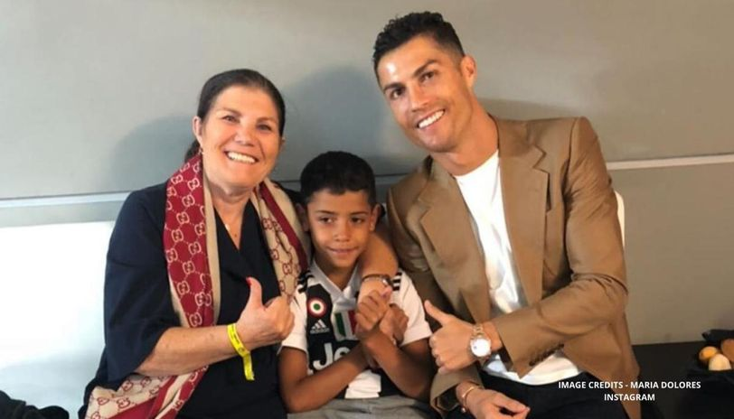 Cristiano Ronaldo S Mother Pens Touching Message For Grandson Cristiano Jr S 10th Birthday