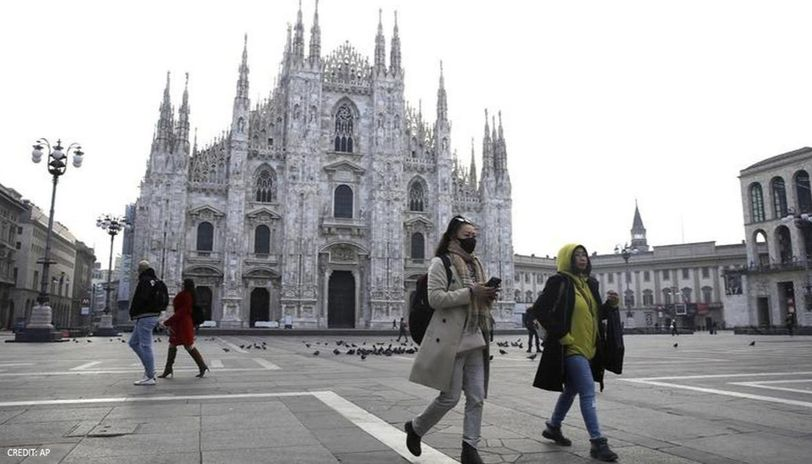 Italy recruiting retired doctors in a effort to bolster medical staff