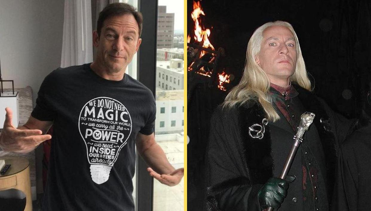 Jason Isaacs of Harry Potter opens up about his addiction to drugs, alcohol - Republic World