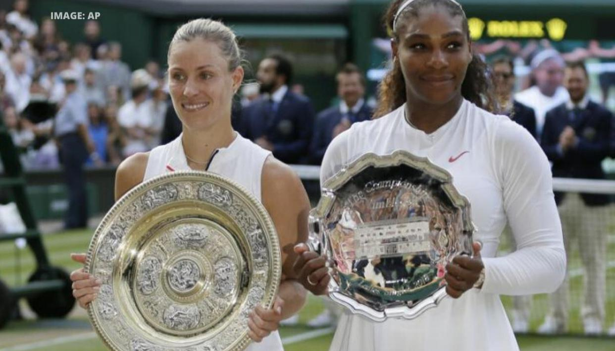 Angelique Kerber became the first German since Steffi Graf to win Wimbledon OTD in 2018 - Republic World