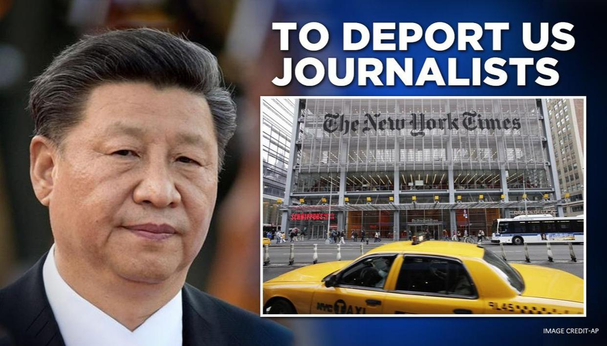 China Expels American Journalists In