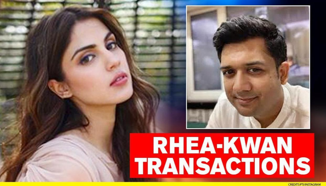 KWAN's payments to Rhea Chakraborty under ED scanner; Agency probing drug angle - Republic World