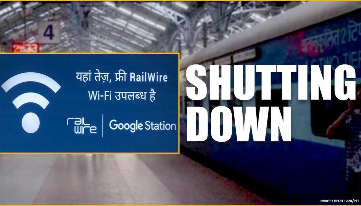 Google to Close 'Station', Which Provides Free Public WiFi in Railway Stations