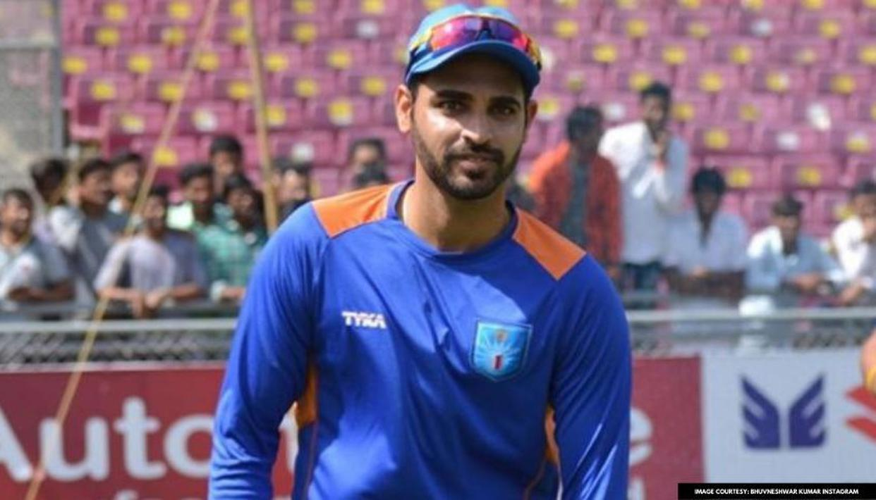 Bhuvneshwar Kumar names actor who can play him in his biopic and it is NOT Akshay Kumar - Republic World