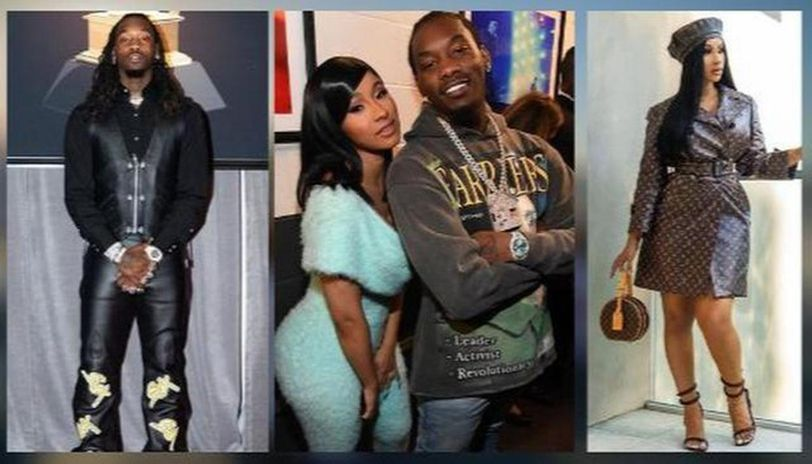 what happened with cardi b and offset