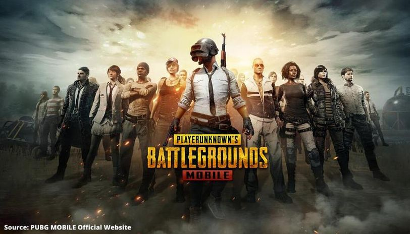 is pubg mobile chinese app