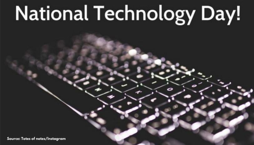 national technology day images